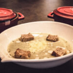 Fennel cream soup
